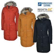 Regatta Womens/Ladies Lillier Insulated Waterproof Jacket