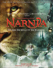 Chronicles of Narnia The Lion The Witch The Wardrobe Illustrated Movie Companion