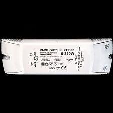 Varilight 210 Watt Dimmable white Low Voltage Transformer -YT210Z