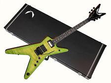 DEAN Dime Slime ML electric GUITAR new w/ Hard CASE- DIMEBAG - Green - FLOYD