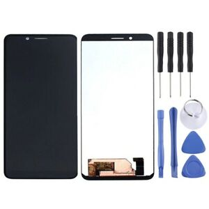 BLACK LCD Panel Screen Digitizer Full Complete For Doogee N20 Pro