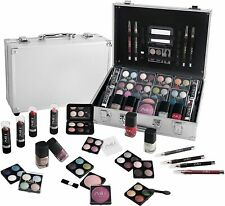 Trucchi Make Up Cosmetici Valigetta Completa 51 Pezzi Set Professionale Ombretti