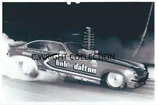 1970s Drag Racing-Bob Dalton's Vega Blown Alcohol BB/Funny Car-CAPITOL Raceway
