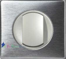 Va et vient à griffe Legrand Céliane aluminium à griffe 67001+68301+80261+68921