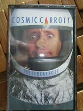 cosmic carrot  jasper carrot comedy tape cassette