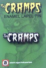 The Cramps Enamel Pin C001PC Mummies Dwarves Nashville Pussy