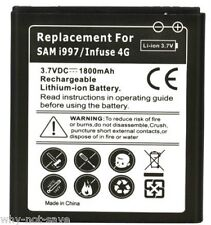 Internal battery Replacement for AT&T Samsung Infuse SGH-i997 4g cell phone NEW