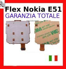 FLEX  SOTTOTASTIERA Flat Flet Lcd Cavo NOKIA E51 - E 51