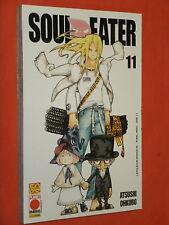 SOUL  EATER - N°11 -DI:ATSUSHI OHKUBO- MANGA PANINI COMICS- NUOVO