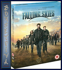 FALLING SKIES - COMPLETE SEASON 2 *BRAND NEW DVD*