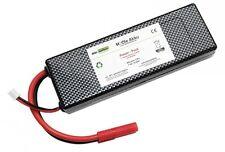 14,8V LiPo - Power - Akku mit einer Kapazität von 5000mAh für 35*C HighRate