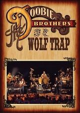 DOOBIE BROTHERS - LIVE AT WOLF TRAP NEW DVD