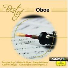 BOYD/HOLLIGER/LELEUX/MAYER/SCHELLENBERGER/+ - BEST OF OBOE  CD NEU