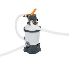 Bestway 58515 Pompa Filtro a Sabbia - Grigia