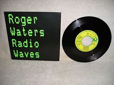 """ROGER WATERS (Pink Floyd) -  Radio Waves 1987 Germany 7"""" Single Record In PS"""