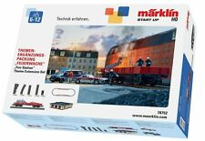 MARKLIN HO 78752 Theme Extension Pack Fire Station  NEW
