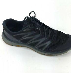 Merrell Men's Sz 11.5 Bare Access XTR Trail Hiking Blue Running Sneakers J12883