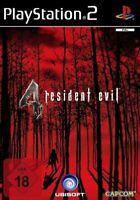 PS2 / Sony Playstation 2 Spiel - Resident Evil 4 DEUTSCH mit OVP