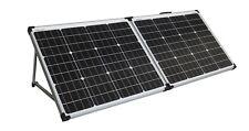 Enjoysolar® Solarkoffer Stromversorgung faltbare Solarmodule 100W (2*50W)