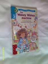 The Wakey Wakey Machine, Ladybird Level 3 Practise Reading Book