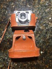 Vintage Kodak Signet 35 Camera Synchro 300 Shutter & Original Leather Case