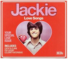 Jackie Love Songs  - Various Artists (CD 2010) Original CD