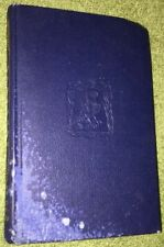 RARE - The Inferno Of Dante Alighieri- Hardcover 1941