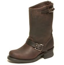 NEW Womens FRYE Boots ENGINEER 12R Size 9 M 77400 Gaucho