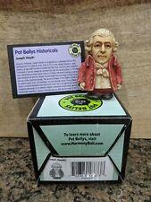 Harmony Kingdom Ball Historical Pot Belly Joseph Haydn With Box and Card