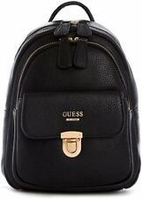 guess womens culligan logo backpack black