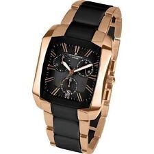 Jacques Lemans Men's Ceramic Case Wristwatches