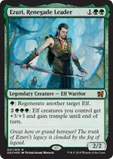 *FOIL* EZURI RENEGADE LEADER NM mtg Elves vs Inventors Green - Elf Mythic
