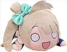 Love Live! Mega Jumbo Nesoberi Plush Doll  KOTORI MINAMI Japan 40cm