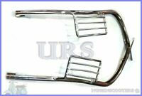 VESPA PX LML STAR SPEEDY STELLA FRONT INDICATOR GRILL/PROTECTORS CHROME SET