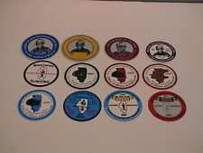 New listing Lot /12 Illinois Dnr Nat. Res. Office Of Mines & Minerals Mining Sticker Decals