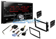 NEW PIONEER STEREO RADIO W BLUETOOTH & SIRIUS XM W DIGITAL MEDIA W INSTALL KIT