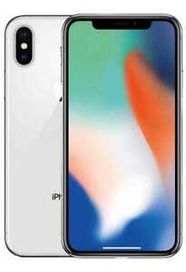 IPHONE X 64GB USATO RICONDIZIONATO SILVER GRADO AB SPEDIZIONE GRATUITA
