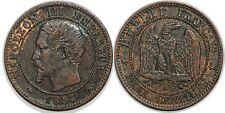 2 CENTIMES NAPOLEON III 1853 A PARIS F.107