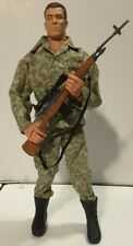 2001 Hasbro Pawtucker GI Joe 12 Inch Action Figure