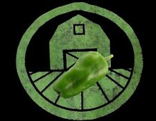 25+ Padron Pepper seeds (organic chili, chile seeds)