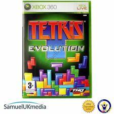 Tetris EVOLUTION (XBOX 360) ** in un caso Nuovo di Zecca! * *