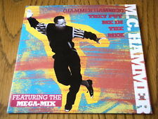 """MC HAMMER - (HAMMER HAMMER) THEY PUT ME IN THE MIX  7"""" VINYL PS"""
