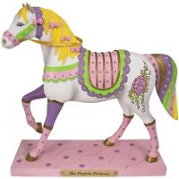 Trail of the Painted Ponies - The Prairie Princess Pony Figurine  23369