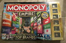 Brand New Hasbro Monopoly Empire Family Night Board Game 🎁 Priority Shipping 🎁
