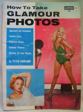 PHOTOGRAPHY HANDBOOK A FAWCETT HOW TO BOOK #285 VINTAGE 1955 GLAMOUR PHOTOS
