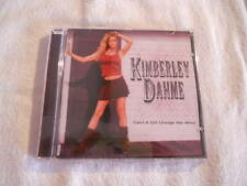 "Kimberley Dahme ""Can't a girl change her mind"" 2009 Escape music cd Boston"