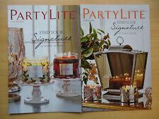 Partylite Hauptkatalog Katalog Herbst / Winter 2016 für Sammler !!! NEU