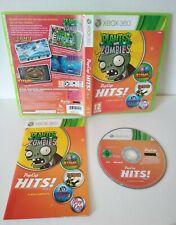 PopCorn Hits! Vol.2 : Plantes vs Zombies/Heavy Weapen/Finding Frenzy 2 -Xbox 360