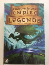 Eight Minute Empire - Legends Board Game New SHIPS QUICKLY with PRIORITY MAIL
