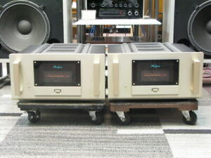 ACCUPHASE M-2000 Monoblock Power Amplifier STEREO PAIR USED JAPAN kensonic audio